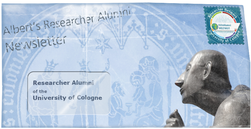 Albert's Researcher Alumni Newsletter