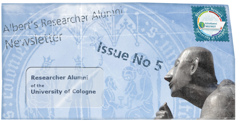 Albert's Researcher Alumni Newsletter Issue No 5