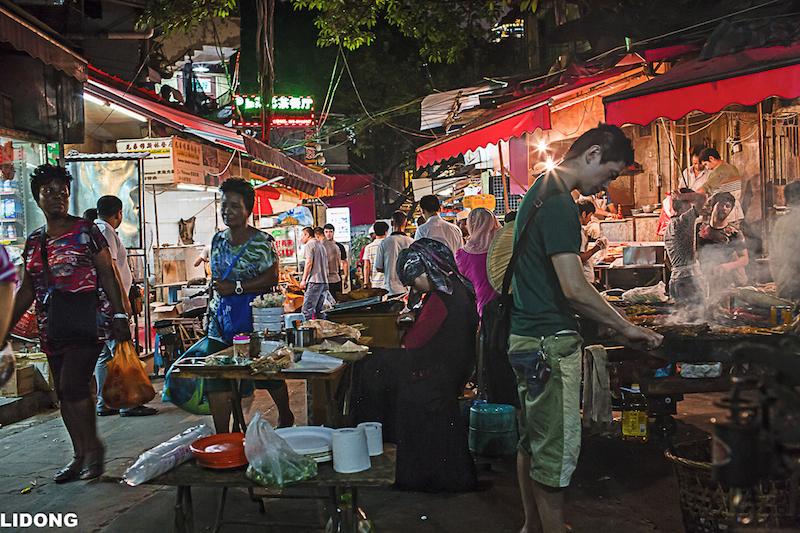 Li Dong Baohan Street