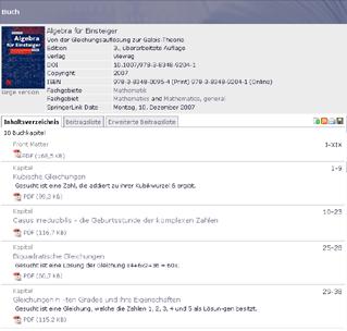 Viele PDF-Dateien müssen einzeln heruntergeladen werden