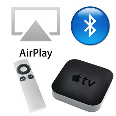 how to use airplay appletv