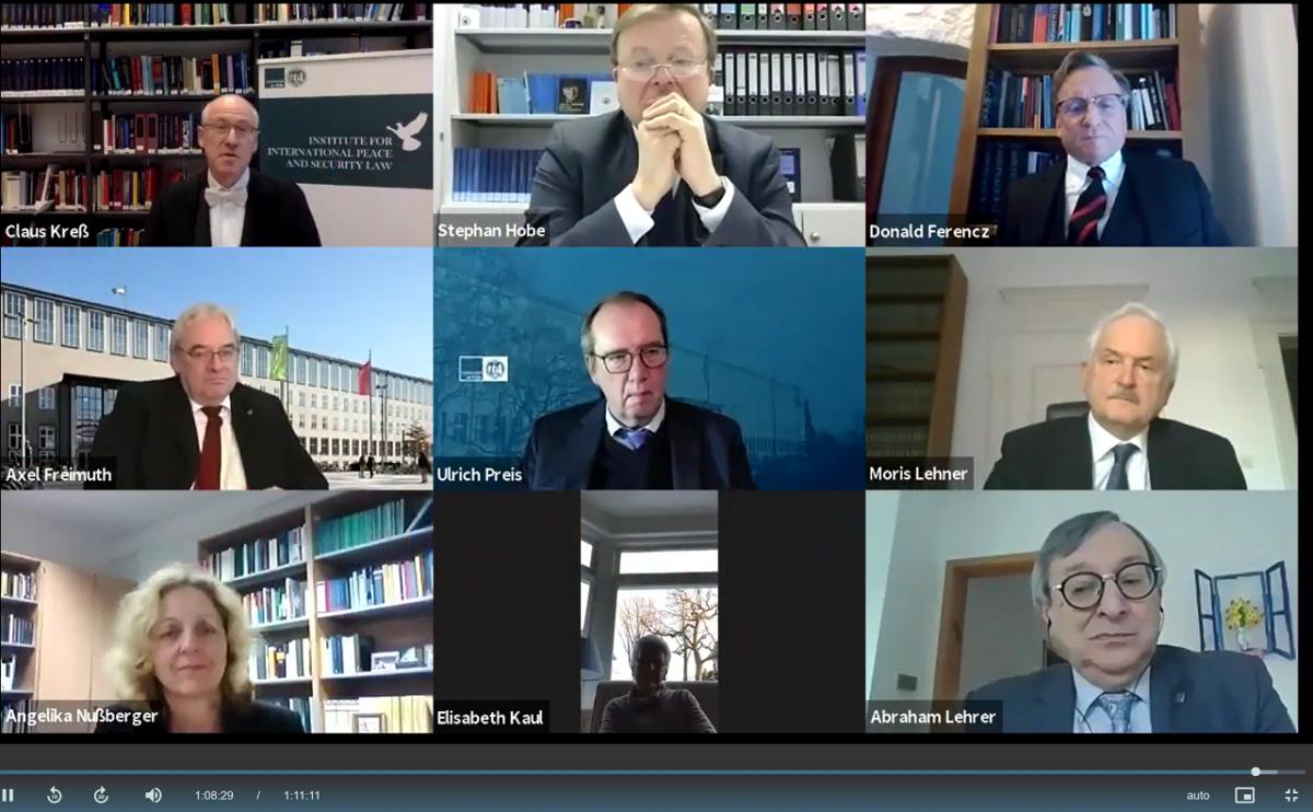 Besondere Zeiten erfordern besondere Videokonferenzen: Wie führt man eine Online-Feierstunde durch?