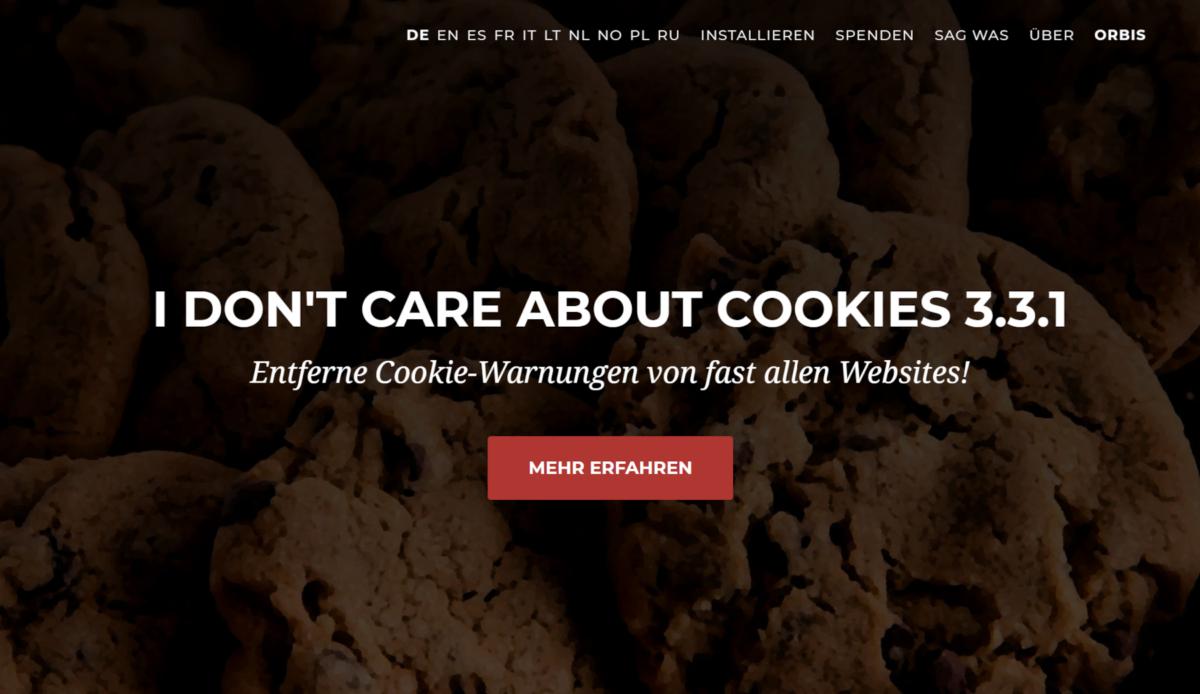 Sicheres Surfen unter Privacy-Aspekten – Tracker, Cookies, Cookie-Banner und Werbung blockieren